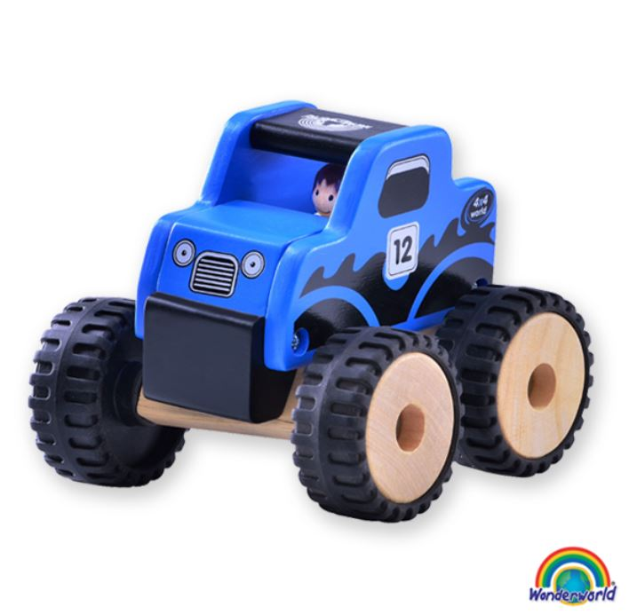 WONDERWORLD WW-4041 BIG WHEEL TRUCK