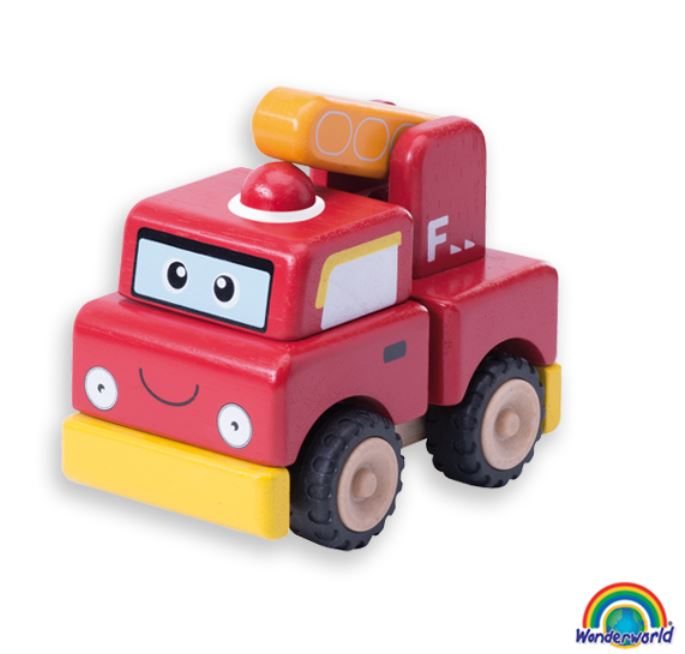 WONDERWORLD WW-4066 FIRE ENGINE