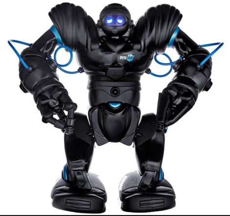 WOWWEE Robosapiens Blue (bluetooth); 25%