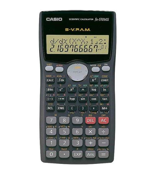 CASIO FX-570MS