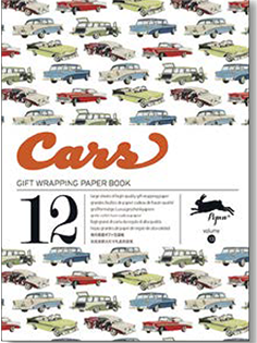 Papel de Regalo Cars