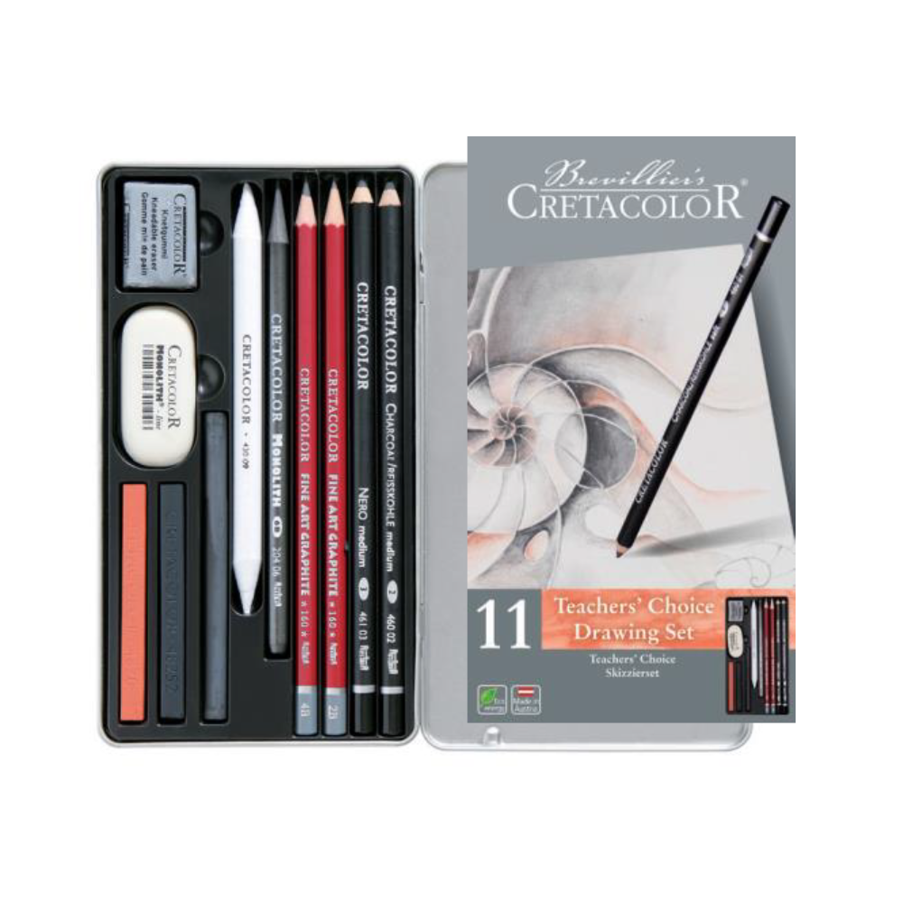 Cretacolor Teacher´s Choice Drawing Set