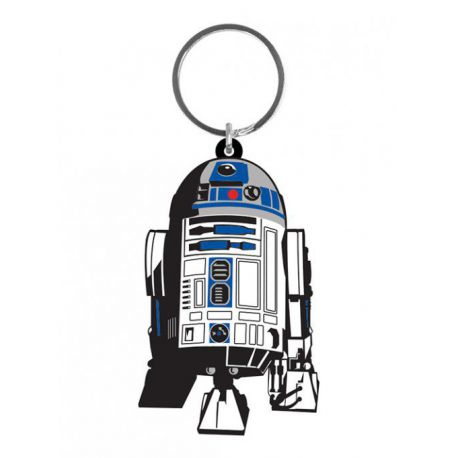 Llavero Star Wars R2 D2