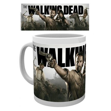Taza The Walking Dead Banner