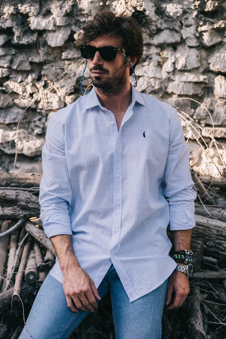 1001atmosphera - FEATHERS Camisa Fiji