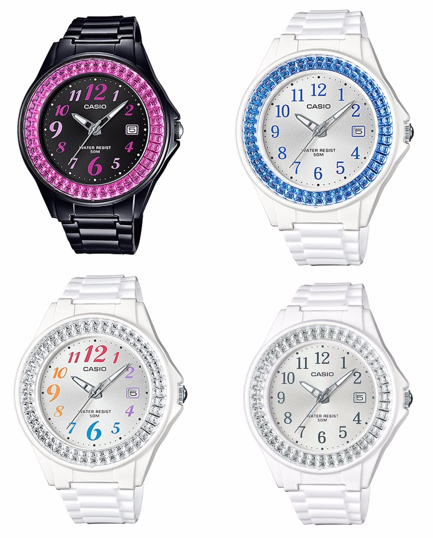 2012kingofpop - CASIO LX-500H