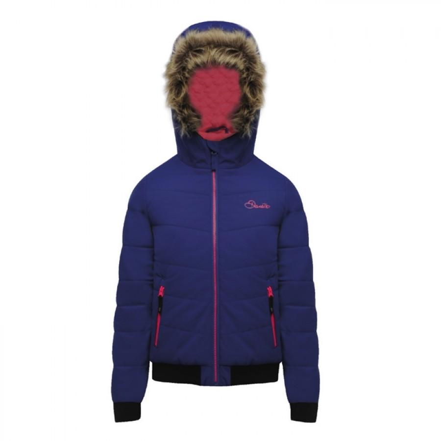ALONSPORT - DARE2B PRECOCIOUS JACKET CLEMATIS