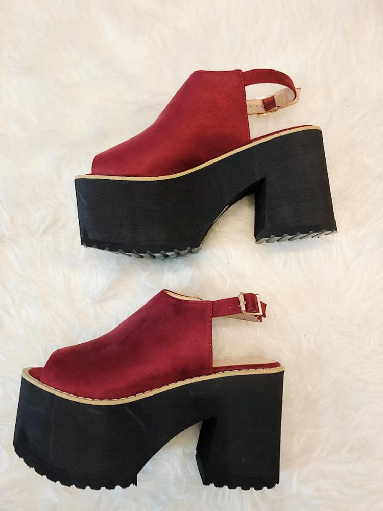 amour - AMOUR Zapato tina