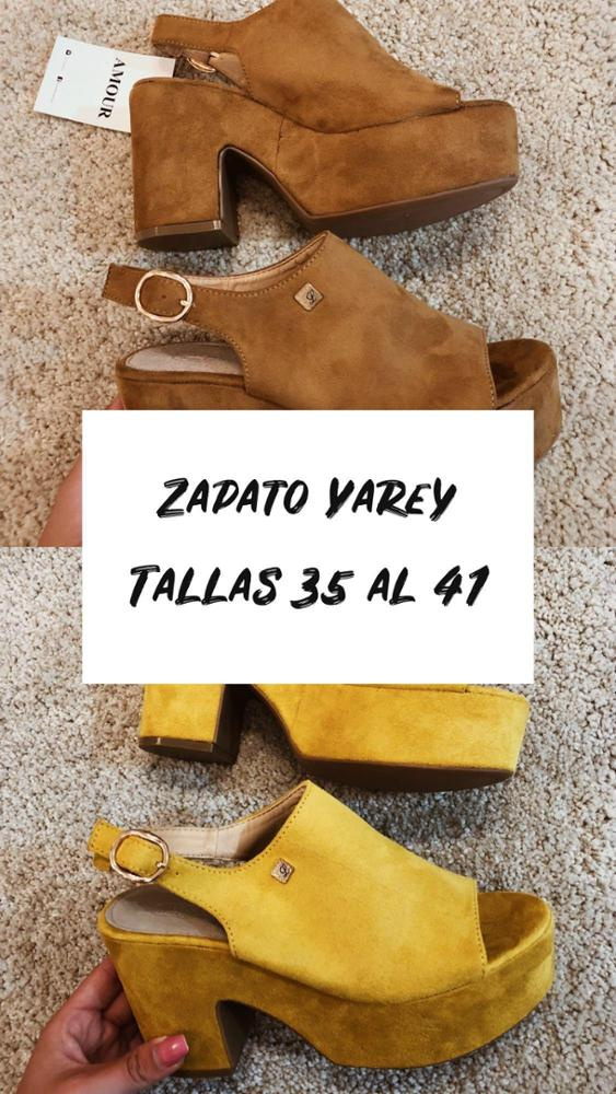 amour - AMOUR ZAPATO YAREY