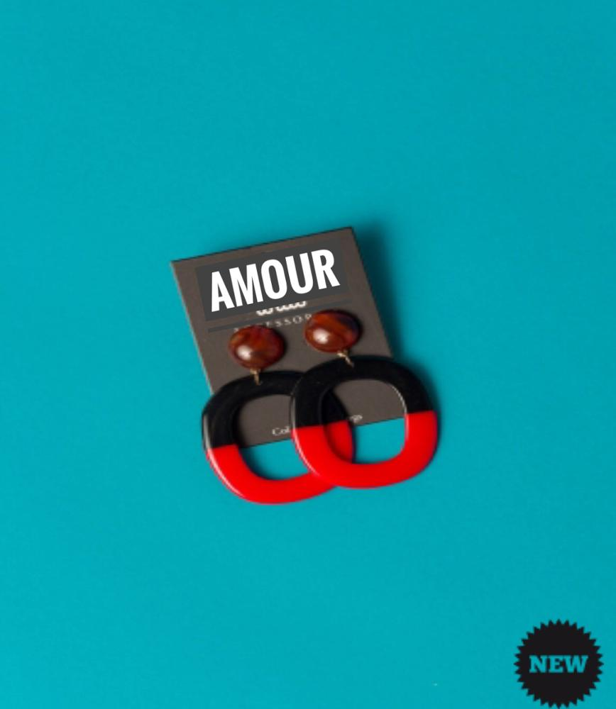 amour - AMOUR PENDIENTES COLLECTION EARRINGS