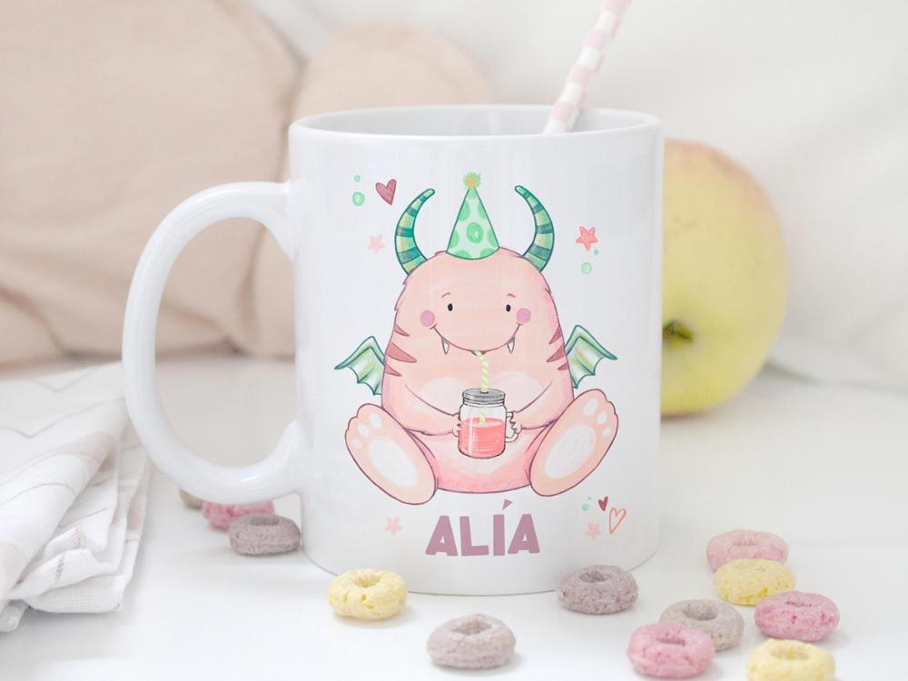 Taza Monstruito
