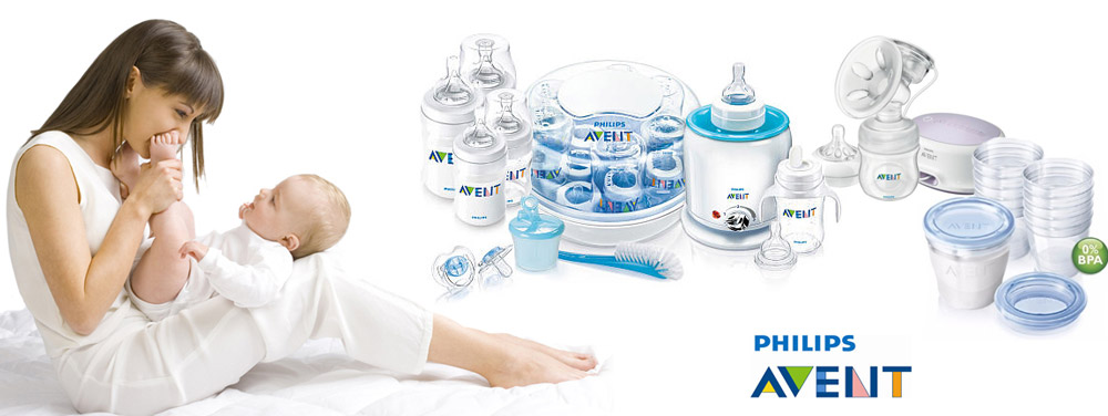Productos Avent