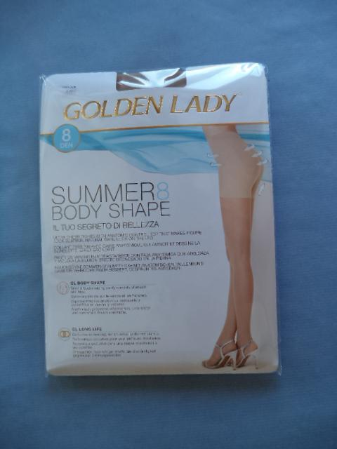 GOLDEN LADY (Italia) PANTY REDUCTOR. DE VERANO