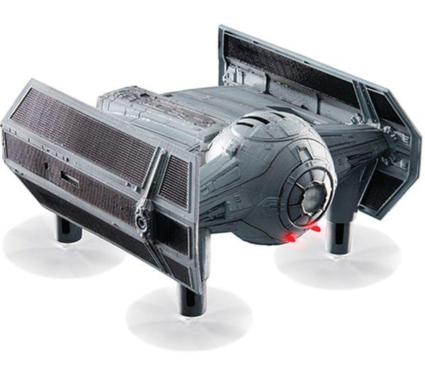 MOVILPLAZA INTERNET S.L. - Propel Tie Fighter Drone StarWars Edición Coleccionista