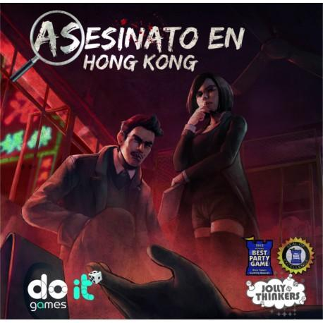 COBIJOFRIKI - Do it games ASESINATO EN HONG KONG