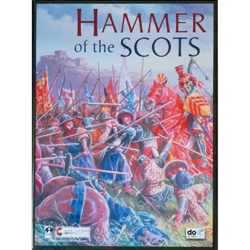 COBIJOFRIKI - Do it games HAMMER OF THE SCOTS