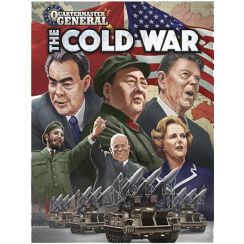 COBIJOFRIKI - PSC Games QUARTERMASTER GENERAL: THE COLD WAR (INGLÉS)