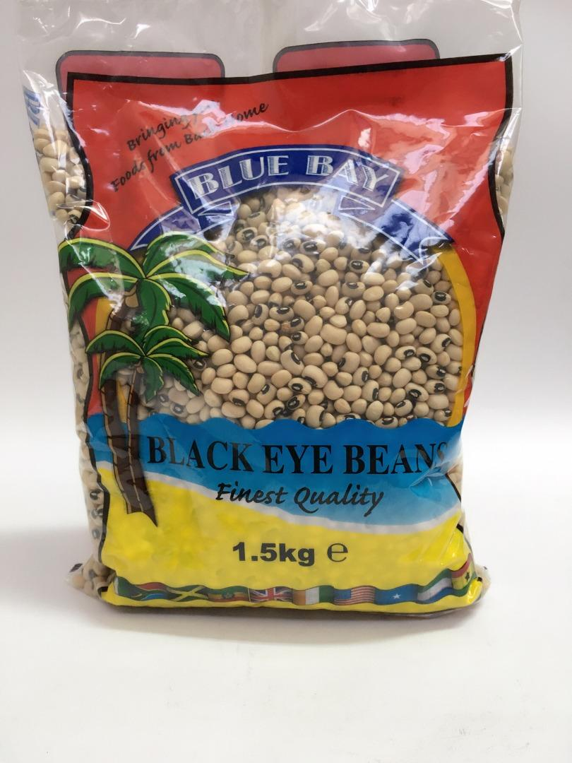 COMERCIAL CHINERE - BLUE BAY BLACK EYE BEANS 1,5 K