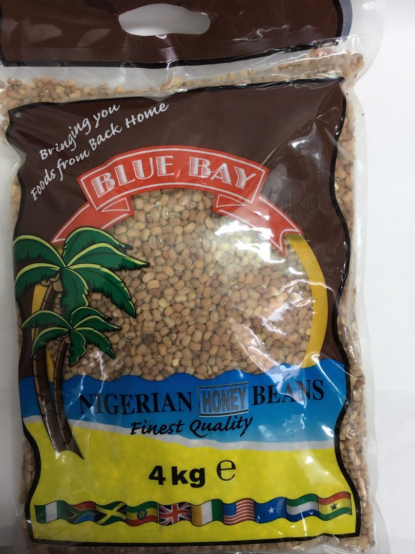 BLUE BAY NIGERIAN RED HONEY BEANS 4K