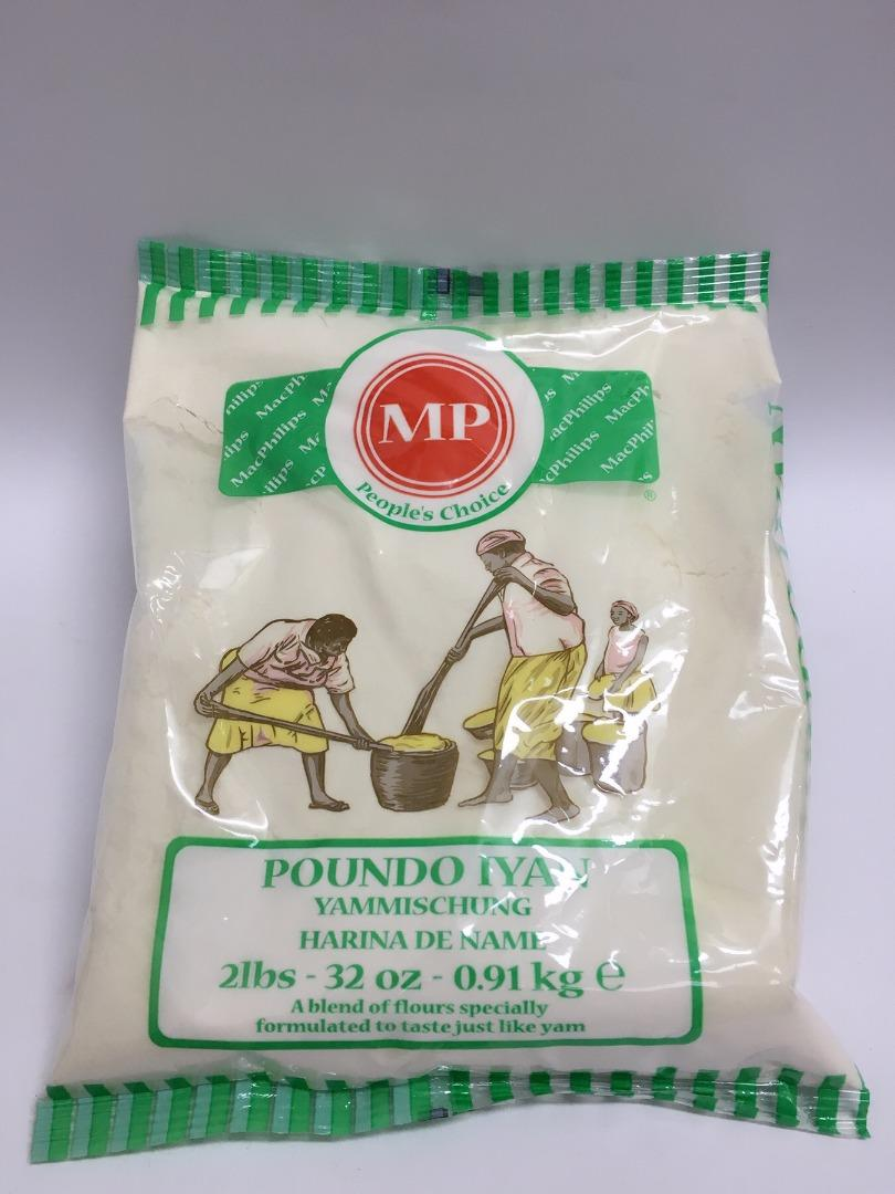 COMERCIAL CHINERE - MP POUNDED YAM  910 GR