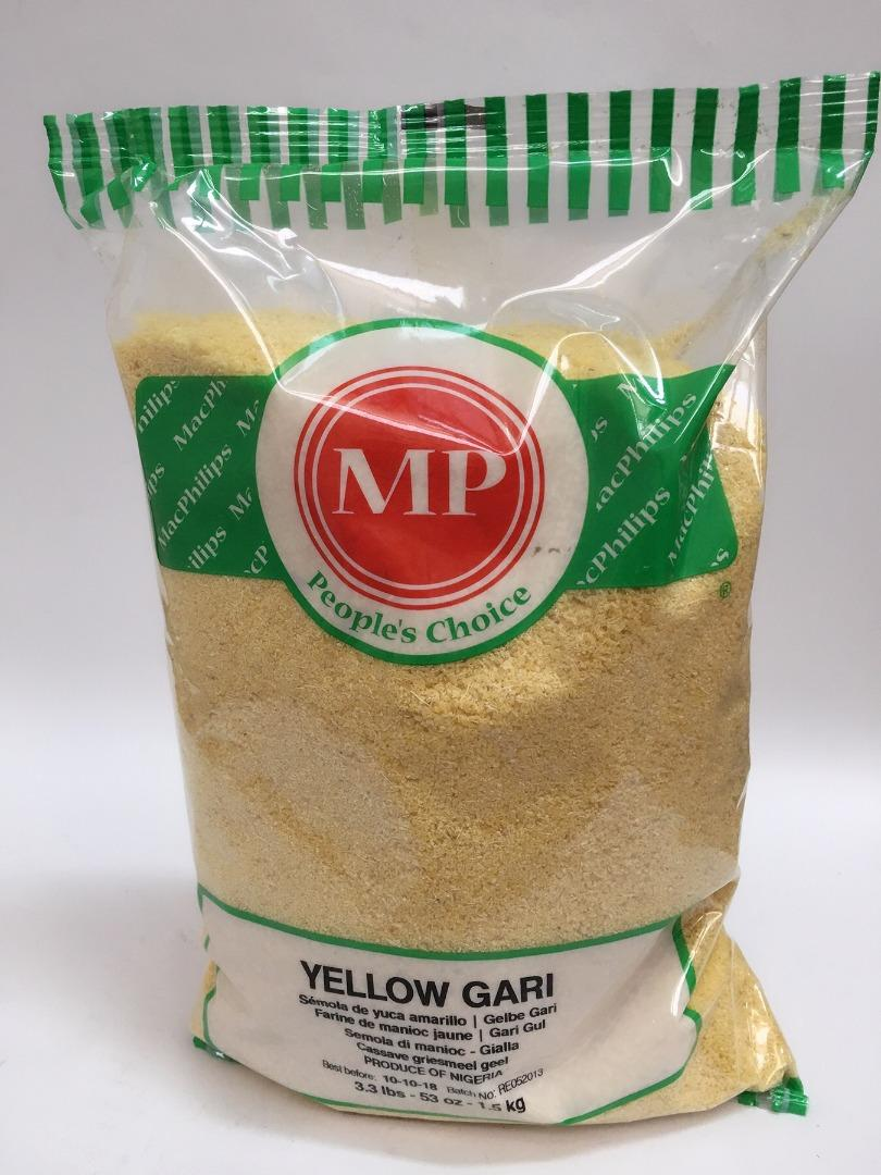 COMERCIAL CHINERE - MP YELLOW GARI 1,5 K