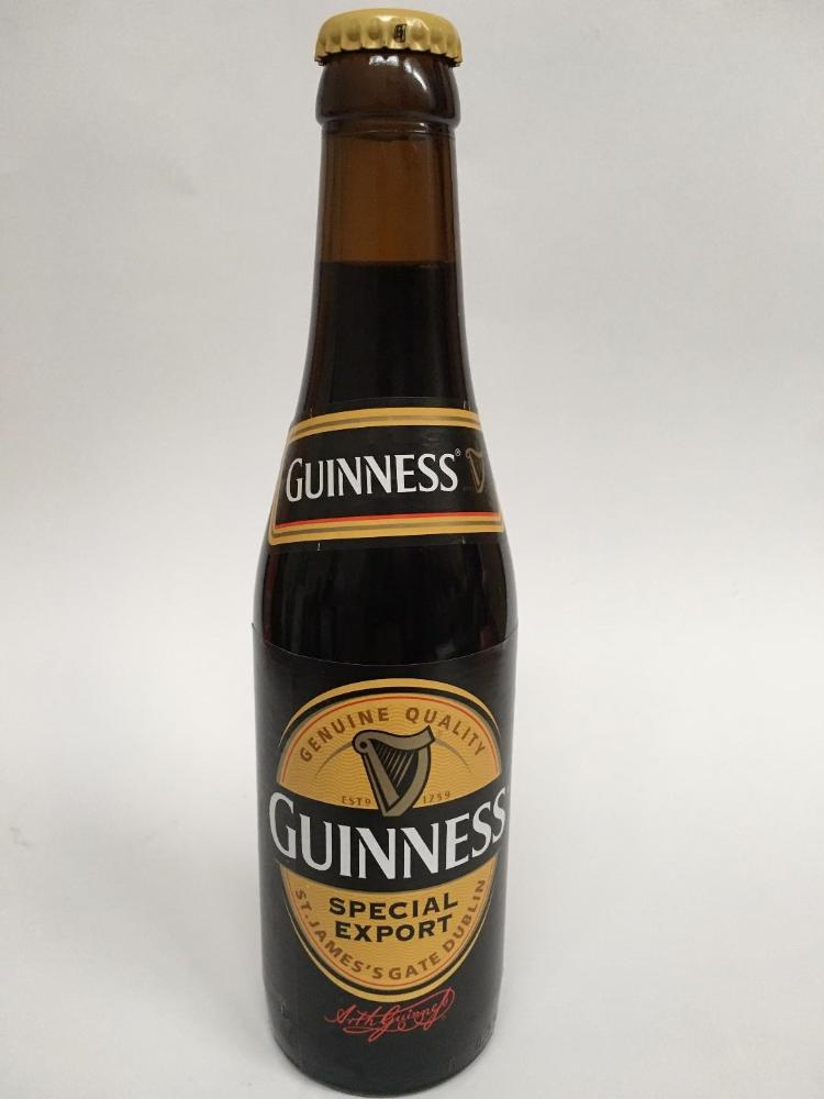 COMERCIAL CHINERE - GUINNESS CERVEZA  8% 33CL