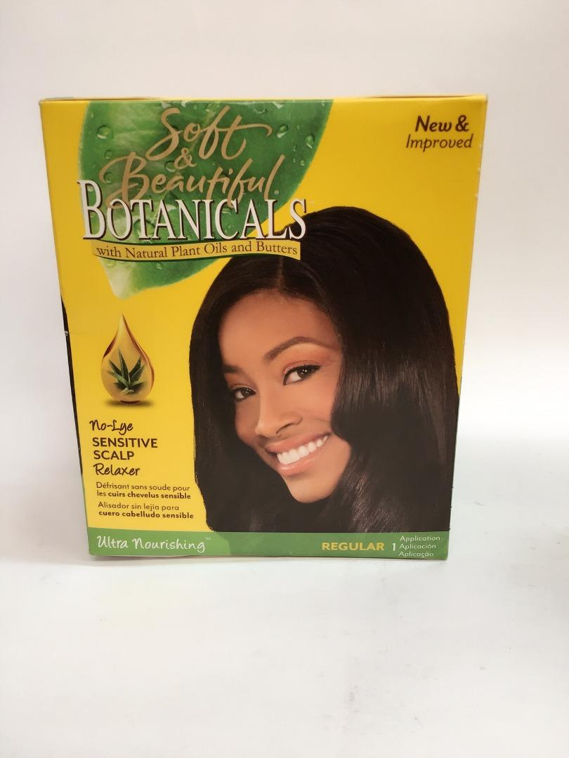 COMERCIAL CHINERE - BOTANICALS RELAXER KIT REGULAR
