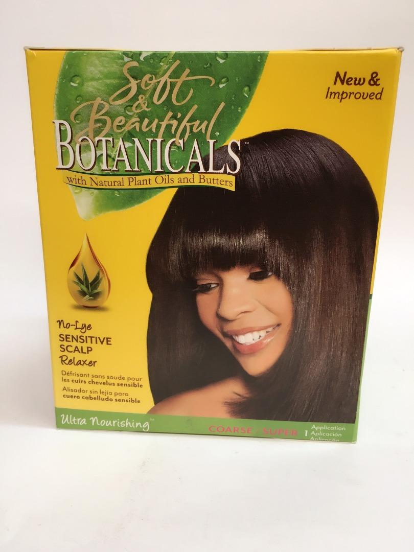 COMERCIAL CHINERE - BOTANICALS RELAXER KIT SUPER