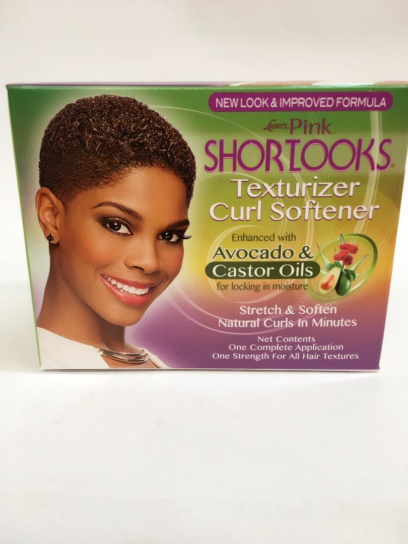 COMERCIAL CHINERE - LUSTER´S PINK SHORTLOOKS KIT