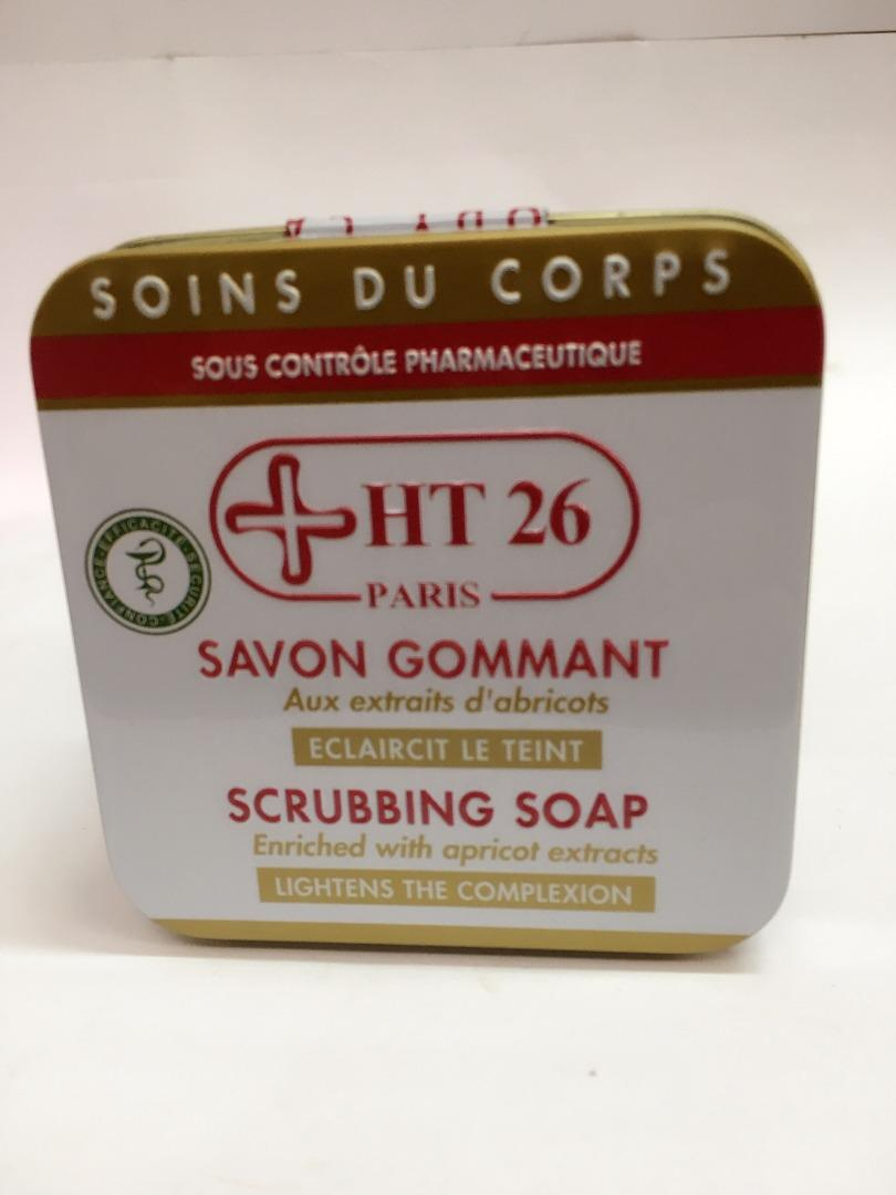 COMERCIAL CHINERE - HT 26 EXFOLIATING  SOAP 200GR