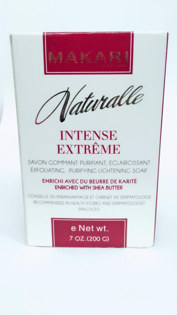 COMERCIAL CHINERE - MAKARI NATURALLE INTENSIVE  EXFOLIATING SOAP 200GR