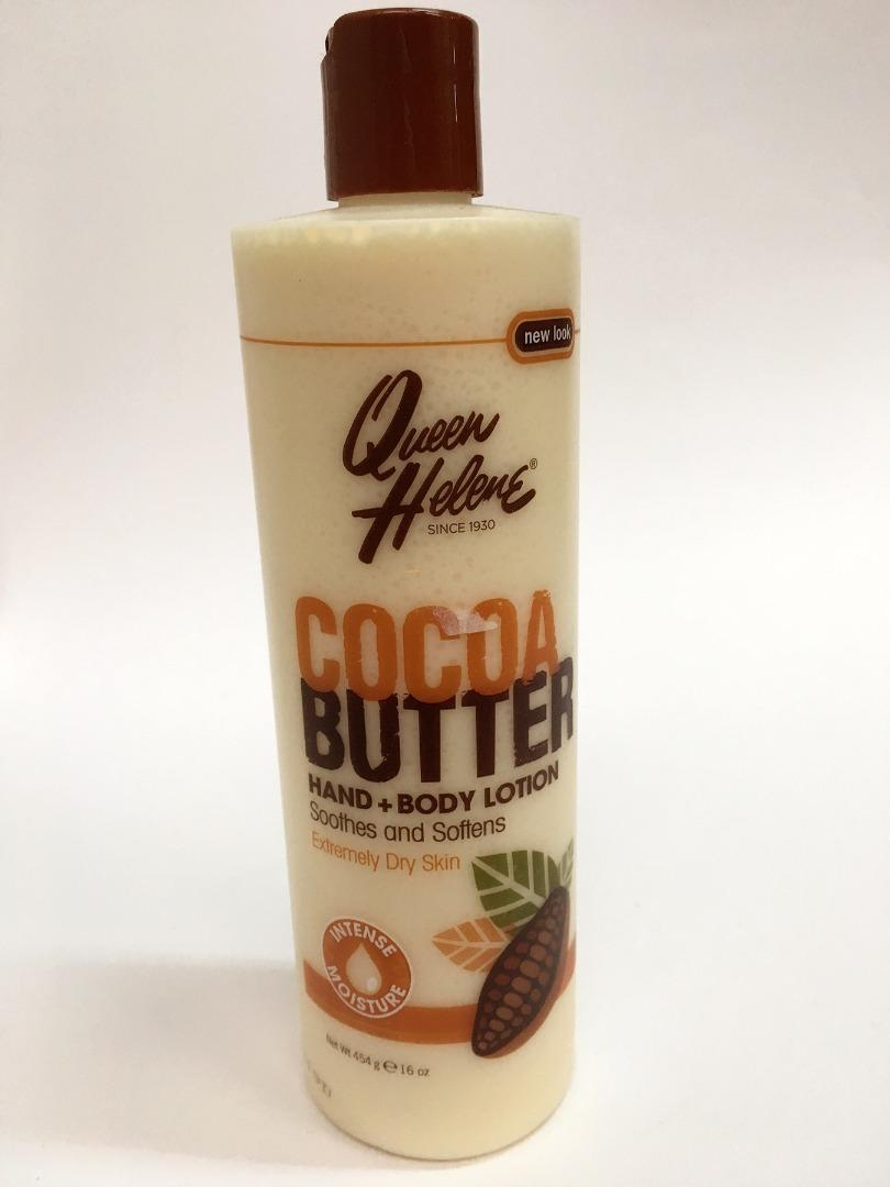 COMERCIAL CHINERE - QUEEN HELENE COCOA BUTTER LOTION 454 GR