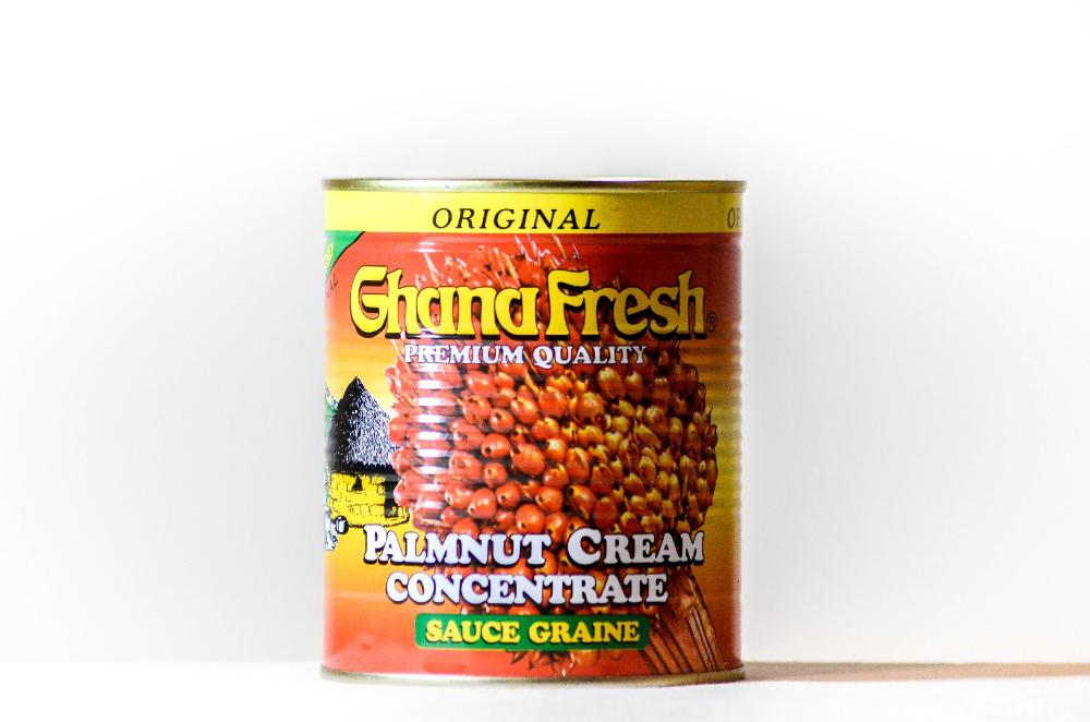 COMERCIAL CHINERE - GHANA FRESH PALM  SOUP 800 GR