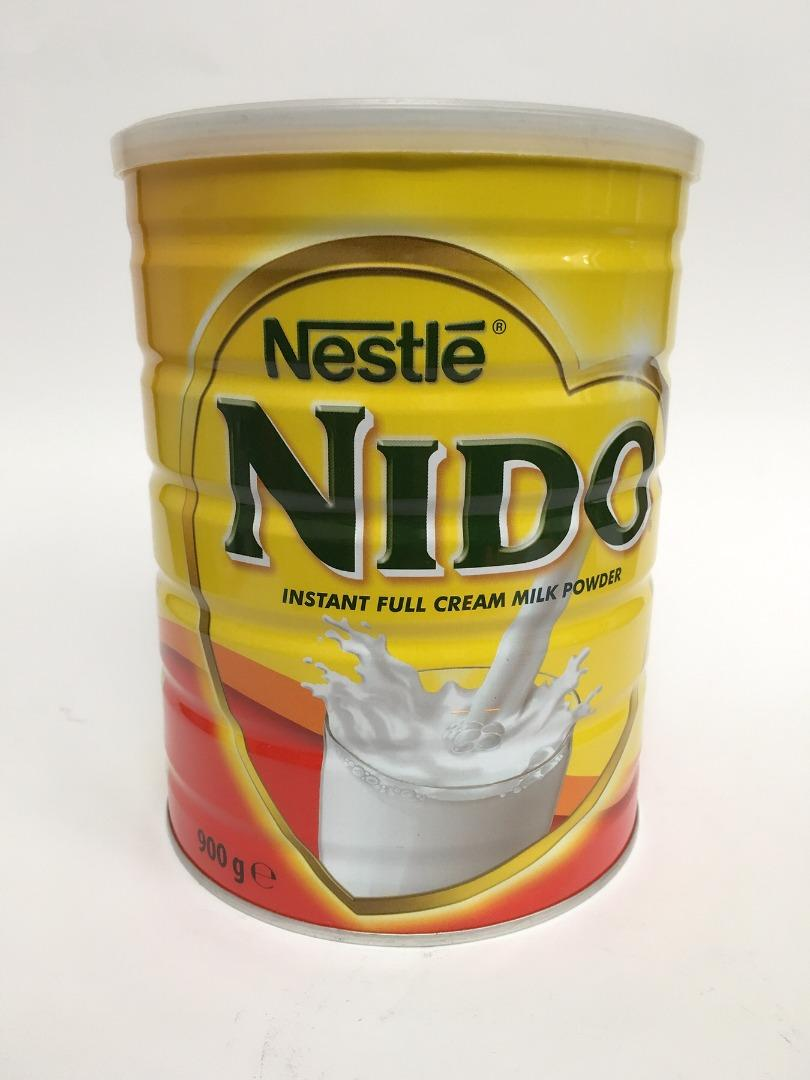 COMERCIAL CHINERE - NIDO POWDER MILK 900 GR