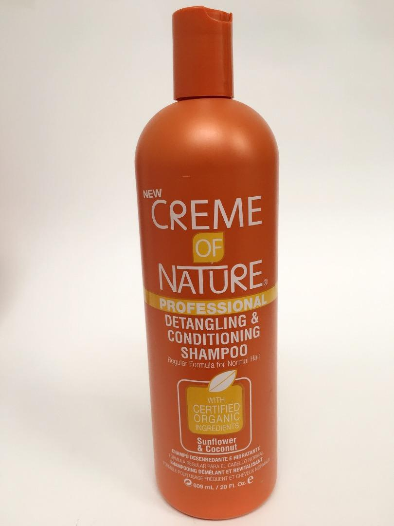COMERCIAL CHINERE - CREME OF NATURE SHAMPOO 500 ML
