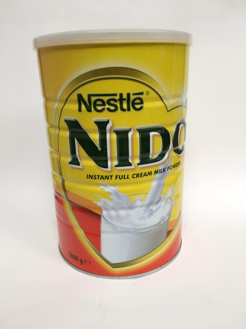 NIDO POWDER MILK 1,8 K