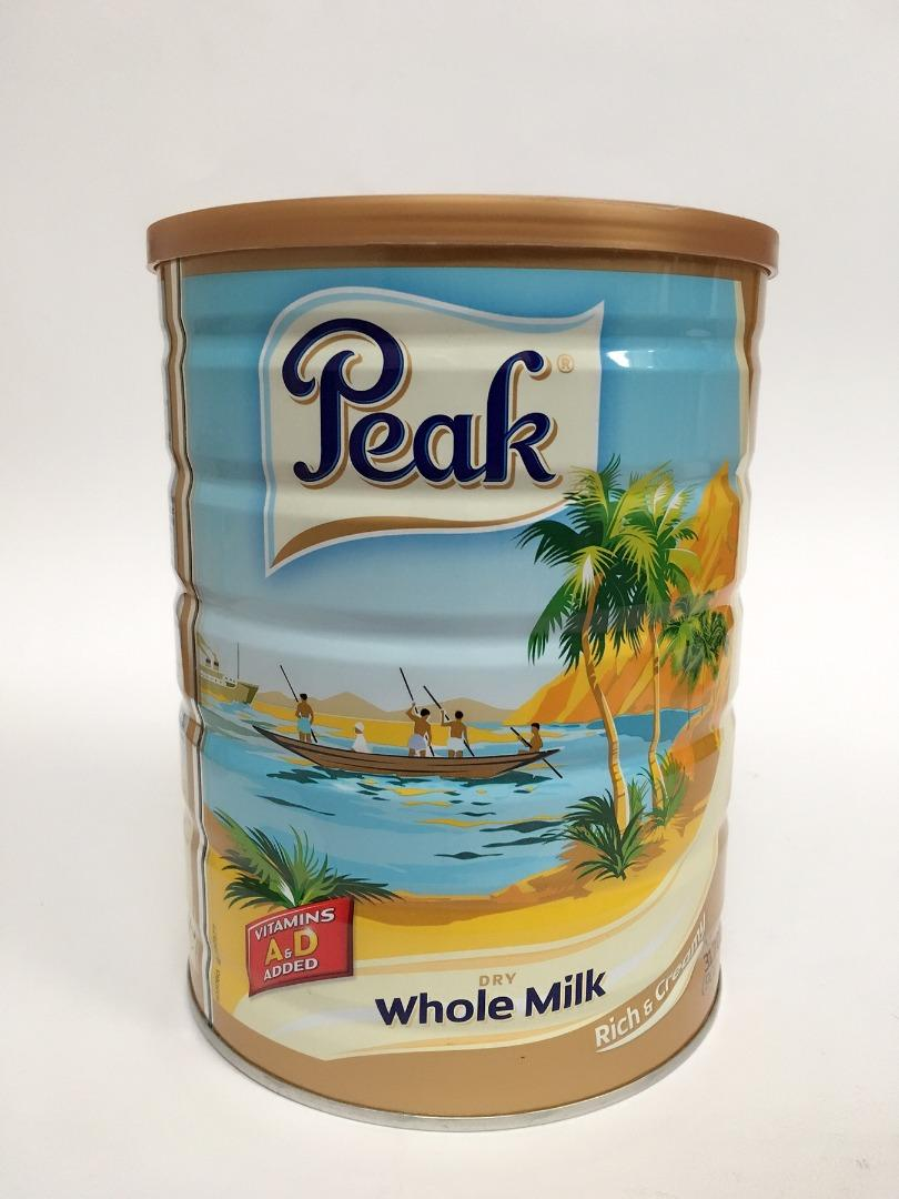 COMERCIAL CHINERE - PEAK POWDER MILK 900 GR
