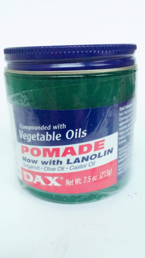 COMERCIAL CHINERE - DAX POMADE  7,5  OZ.