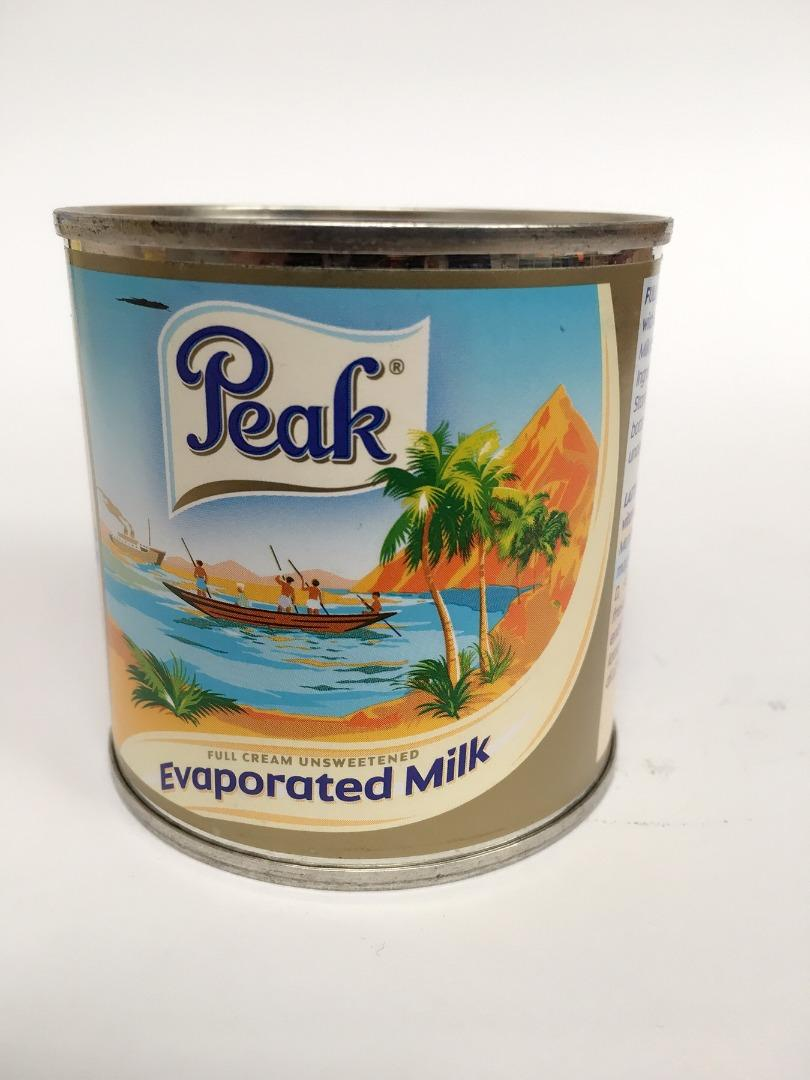 COMERCIAL CHINERE - PEAK EVAPORATED MILK 160 ML