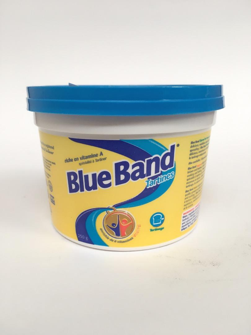 COMERCIAL CHINERE - BLUE BAND BUTTER 250 GR