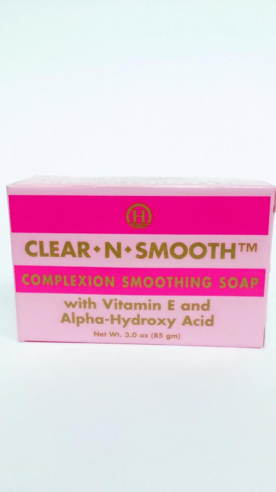 COMERCIAL CHINERE - CLEAR & SMOOTH COMPLEXION SOAP