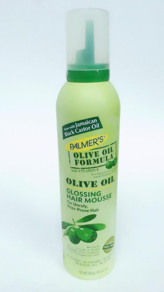 COMERCIAL CHINERE - PALMER´S OLIVE OIL MOUSSE