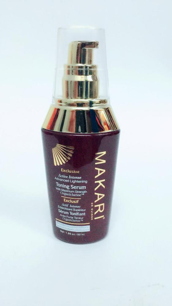COMERCIAL CHINERE - MAKARI EXCLUSIVE SERUM   50 ML