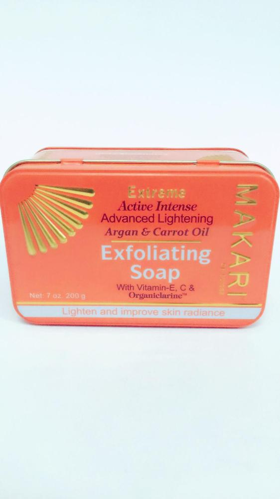 COMERCIAL CHINERE - MAKARI EXTREME EXFOLIATING  SOAP 200GR