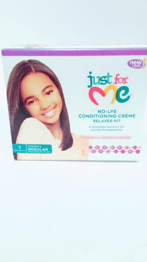 COMERCIAL CHINERE - JUST FOR ME CHILDREN  RELAXER KIT NORMAL