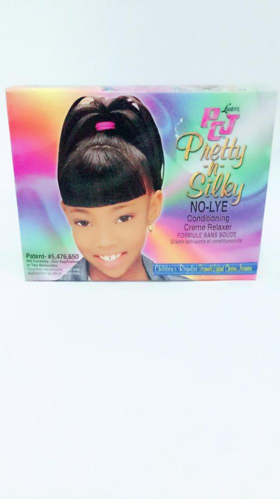 COMERCIAL CHINERE - LUSTER´S PCJ  RELAXER KIT NORMAL