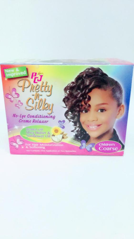 COMERCIAL CHINERE - LUSTER´S PCJ  RELAXER KIT COARSE