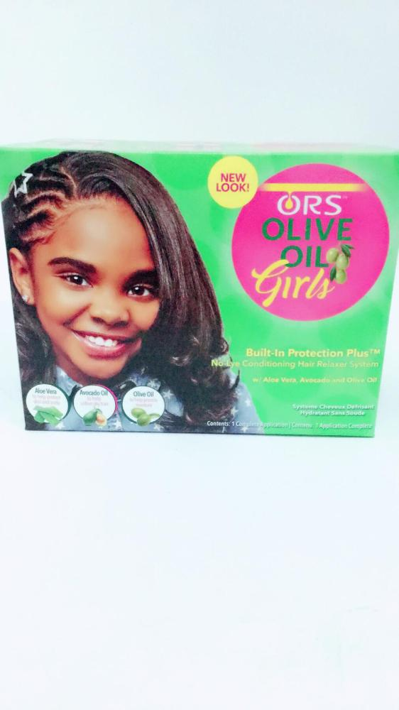 COMERCIAL CHINERE - ORS OLIVE OIL RELAXER KIT GIRLS