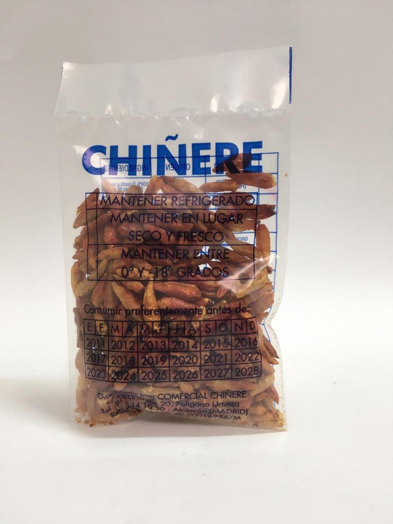 COMERCIAL CHINERE - CHINERE DRY PEPPER 50 GR