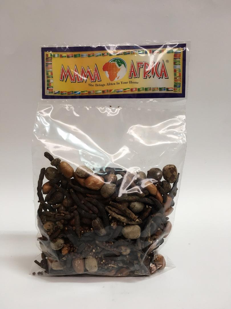 COMERCIAL CHINERE - MAMA AFRICA PEPPERSOUP SPICES 150 GR